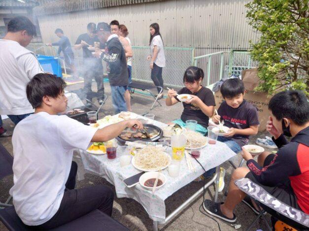 萬田道場BBQ祭りのお知らせ